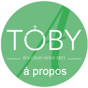 page Accueil toby dry clean